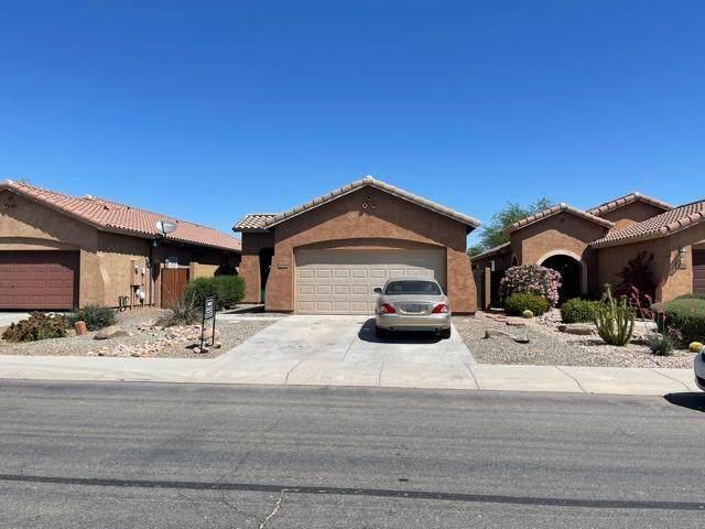 36564 W La Paz Street, Maricopa, AZ 85138 (MLS #6224302) :: The Property Partners at eXp Realty