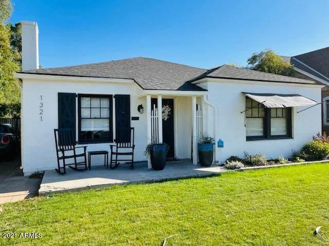 1321 W Willetta Street, Phoenix, AZ 85007 (MLS #6224542) :: Yost Realty Group at RE/MAX Casa Grande