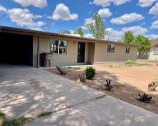 2128 E 8TH Street, Douglas, AZ 85607 (#6224703) :: Luxury Group - Realty Executives Arizona Properties