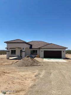 8508 N Buena Vista Drive, Casa Grande, AZ 85194 (#6225062) :: Luxury Group - Realty Executives Arizona Properties