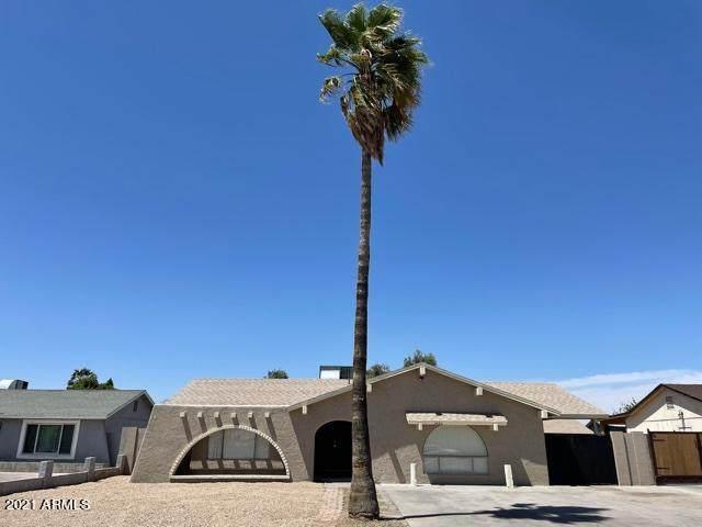 3426 N 84TH Drive, Phoenix, AZ 85037 (#6225122) :: Luxury Group - Realty Executives Arizona Properties