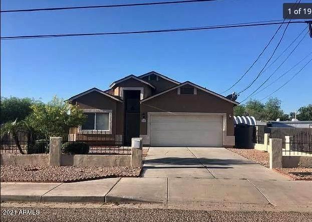 1737 W Colter Street, Phoenix, AZ 85015 (MLS #6226427) :: The Carin Nguyen Team