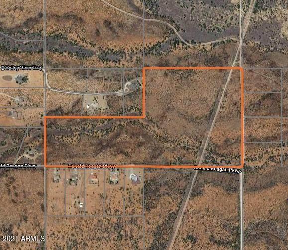 10615060 Ronald Reagan Parkway, Huachuca City, AZ 85616 (MLS #6227107) :: Yost Realty Group at RE/MAX Casa Grande