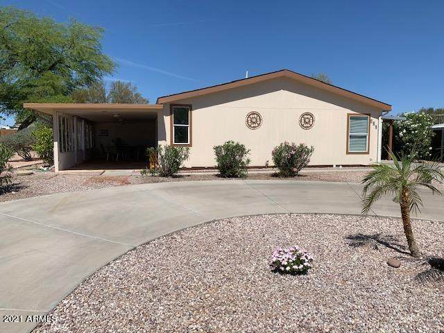 427 S 76TH Way, Mesa, AZ 85208 (MLS #6227314) :: ASAP Realty