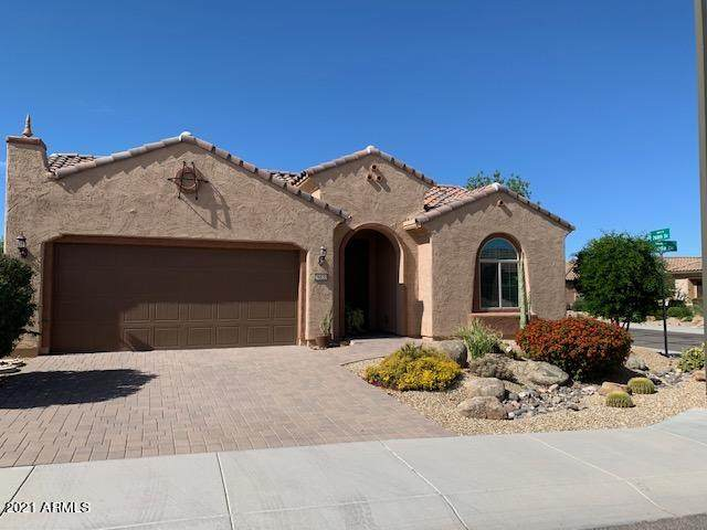 26835 W Escuda Drive, Buckeye, AZ 85396 (MLS #6227897) :: Yost Realty Group at RE/MAX Casa Grande