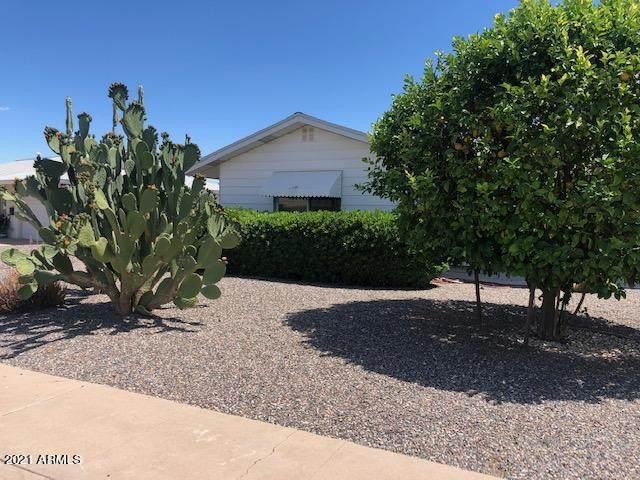 10615 W Riviera Drive, Sun City, AZ 85351 (MLS #6228172) :: Yost Realty Group at RE/MAX Casa Grande
