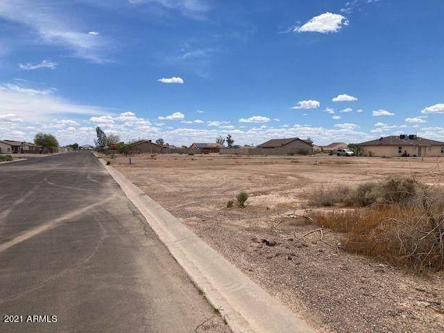 0 S La Rambia Road, Arizona City, AZ 85123 (MLS #6228659) :: The Luna Team