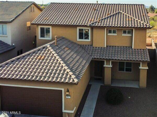 4665 Tranquility Street, Sierra Vista, AZ 85650 (MLS #6228798) :: Yost Realty Group at RE/MAX Casa Grande