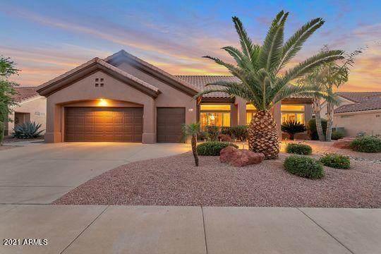 22812 N Cherokee Lane, Sun City West, AZ 85375 (#6229097) :: The Josh Berkley Team