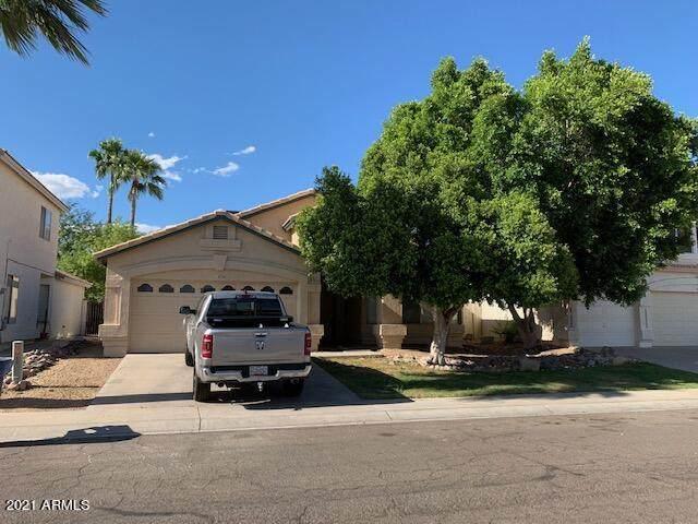 1420 W Folley Street, Chandler, AZ 85224 (MLS #6229205) :: Yost Realty Group at RE/MAX Casa Grande