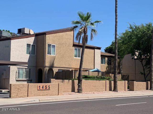 1455 N Alma School Road #36, Mesa, AZ 85201 (MLS #6229624) :: Keller Williams Realty Phoenix