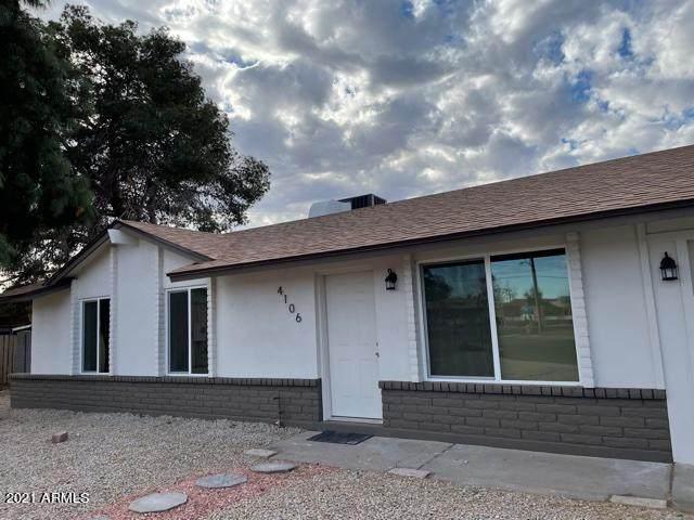 4106 N 84TH Circle, Phoenix, AZ 85037 (MLS #6229740) :: Yost Realty Group at RE/MAX Casa Grande