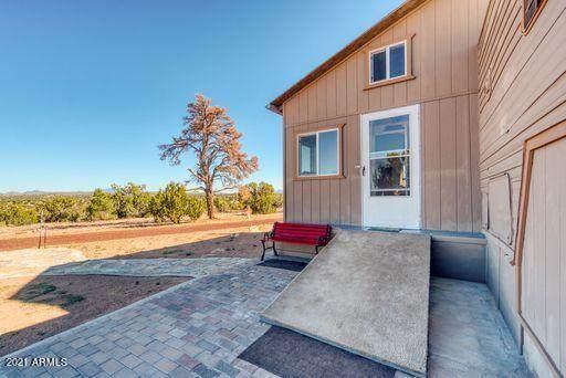 5102 S Sun Dog Trail, Williams, AZ 86046 (MLS #6229798) :: The Riddle Group