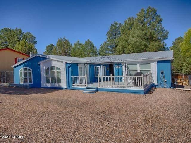 620 S 1ST Place, Show Low, AZ 85901 (#6229829) :: Luxury Group - Realty Executives Arizona Properties