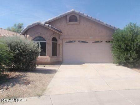 19238 N 31ST Street, Phoenix, AZ 85050 (MLS #6230006) :: The Laughton Team