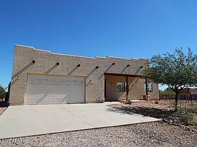 32721 N 227TH Avenue, Wittmann, AZ 85361 (MLS #6230422) :: West Desert Group   HomeSmart