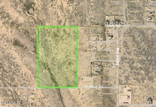 24525 W Jomax Road, Wittmann, AZ 85361 (MLS #6230566) :: RE/MAX Desert Showcase