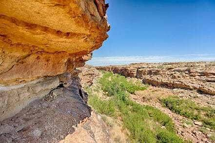 433 E Hawks View, Winslow, AZ 86047 (MLS #6230606) :: The Luna Team