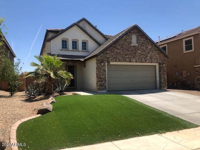 3615 N 292ND Drive, Buckeye, AZ 85396 (MLS #6230778) :: Dave Fernandez Team | HomeSmart