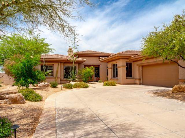 7522 E Visao Drive, Scottsdale, AZ 85266 (MLS #6230953) :: The Riddle Group