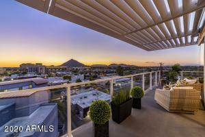 4422 N 75TH Street #8001, Scottsdale, AZ 85251 (MLS #6230984) :: My Home Group
