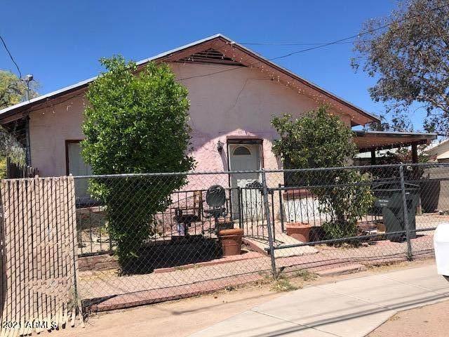 1416 S Park Avenue, Tucson, AZ 85713 (MLS #6231040) :: Kepple Real Estate Group