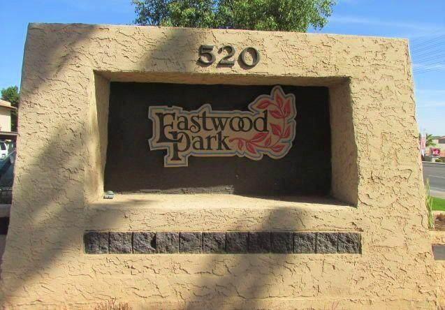 520 N Stapley Drive #229, Mesa, AZ 85203 (MLS #6231471) :: The Helping Hands Team