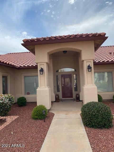 2744 Glenview Drive, Sierra Vista, AZ 85650 (MLS #6231617) :: The Riddle Group