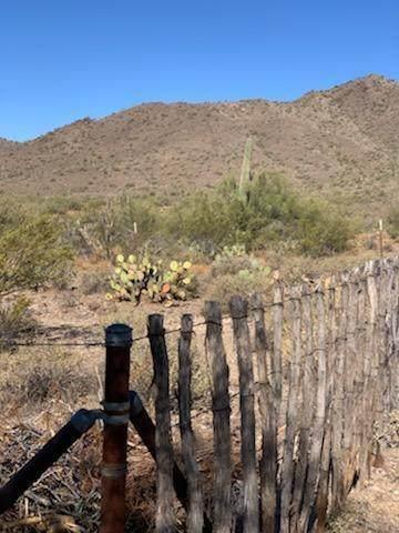 40800 N 26TH Street, Cave Creek, AZ 85331 (MLS #6231825) :: The Dobbins Team