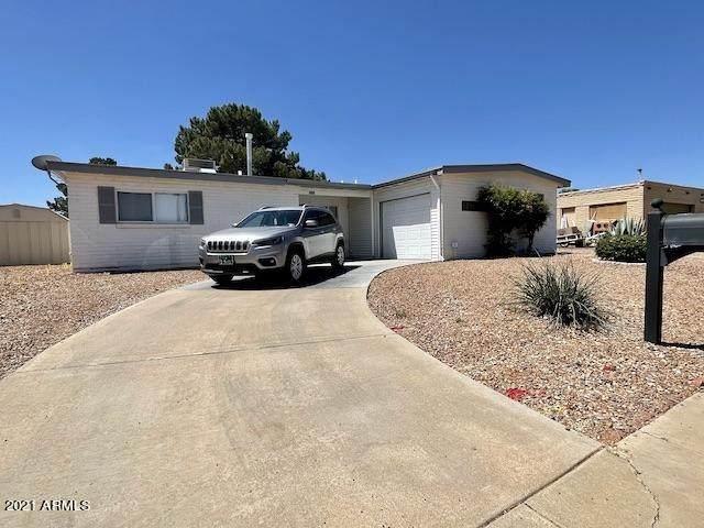 1088 E Mesquite Drive, Sierra Vista, AZ 85635 (MLS #6231951) :: Yost Realty Group at RE/MAX Casa Grande