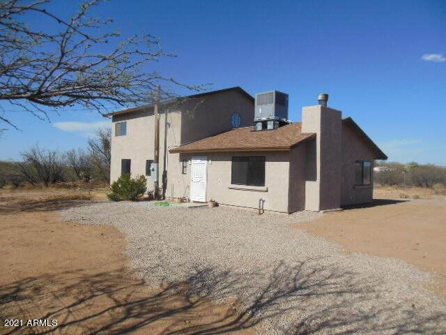 4521 S Rodeo Drive, Sierra Vista, AZ 85650 (MLS #6232257) :: ASAP Realty
