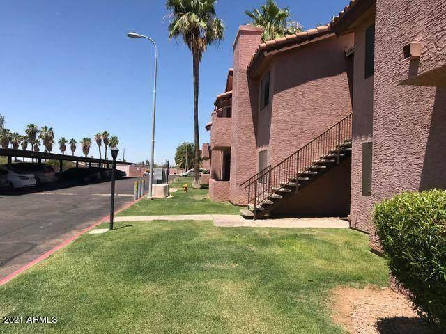 1075 E Chandler Boulevard #114, Chandler, AZ 85225 (MLS #6232552) :: Executive Realty Advisors