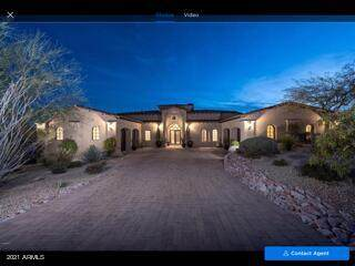 8491 E Nightingale Star Drive, Scottsdale, AZ 85266 (MLS #6232571) :: The Riddle Group