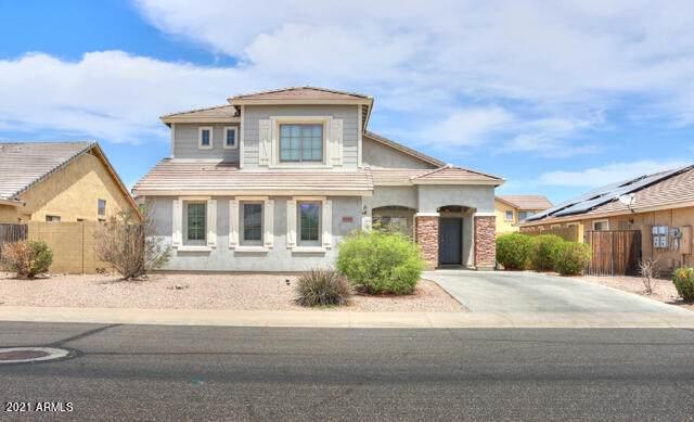 1448 E Natasha Drive, Casa Grande, AZ 85122 (MLS #6232643) :: Executive Realty Advisors