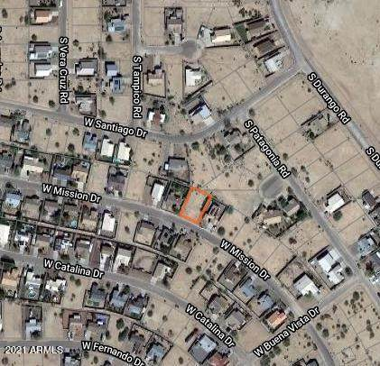 10318 W Mission Drive, Arizona City, AZ 85123 (MLS #6232871) :: ASAP Realty