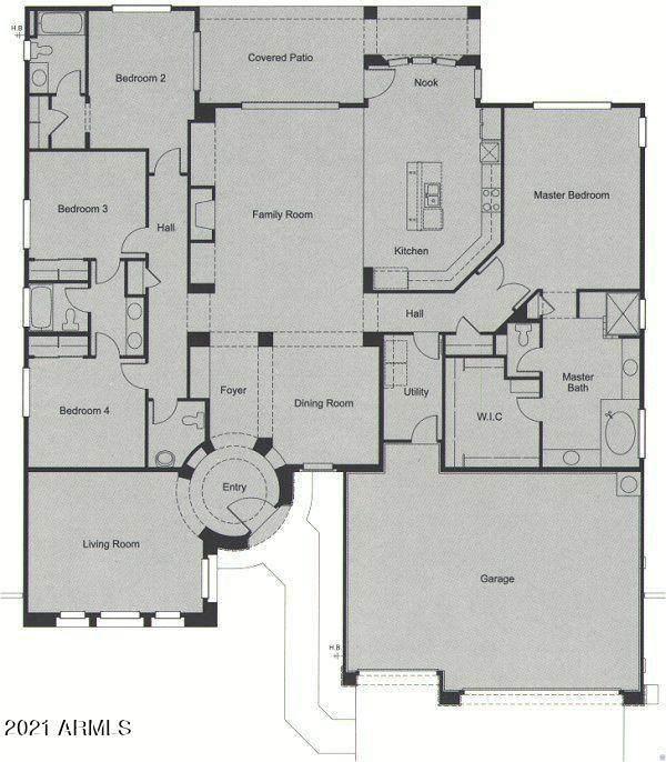 906 W Hazelhurst Drive, Anthem, AZ 85086 (MLS #6233040) :: Balboa Realty