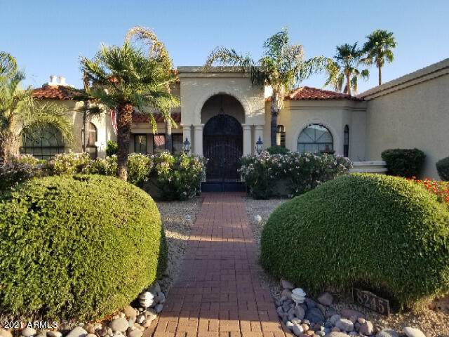 8245 E Sands Drive, Scottsdale, AZ 85255 (MLS #6233073) :: My Home Group