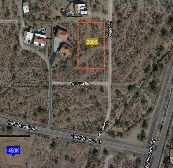 2696 N 92nd Street, Mesa, AZ 85207 (MLS #6233416) :: Yost Realty Group at RE/MAX Casa Grande