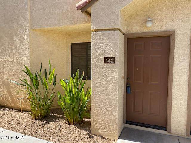 455 S Mesa Drive #142, Mesa, AZ 85210 (MLS #6233795) :: The Ethridge Team