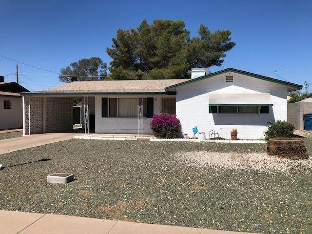 1510 S Lawther Drive, Apache Junction, AZ 85120 (MLS #6233873) :: Yost Realty Group at RE/MAX Casa Grande