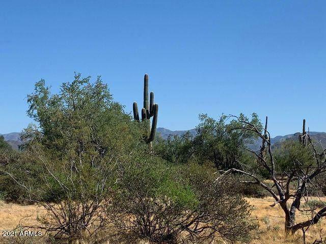 0 N 160th Street, Scottsdale, AZ 85262 (MLS #6233890) :: The Ethridge Team
