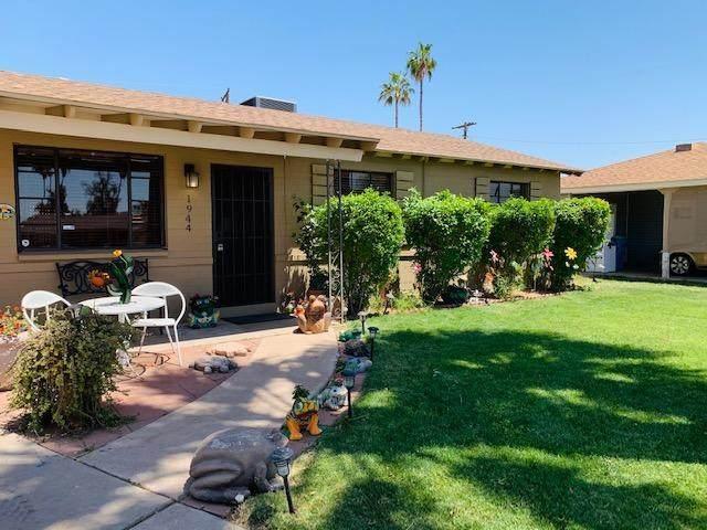 1944 W Gardenia Drive, Phoenix, AZ 85021 (MLS #6233901) :: Yost Realty Group at RE/MAX Casa Grande