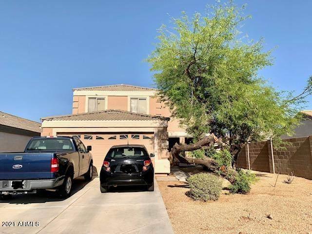 14811 N Tonya Circle, El Mirage, AZ 85335 (MLS #6234018) :: Yost Realty Group at RE/MAX Casa Grande
