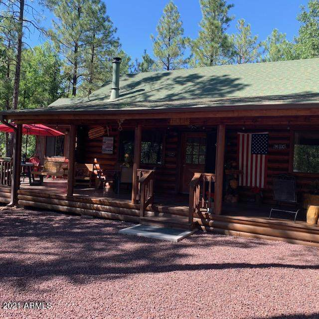 1280 W Rim Road, Lakeside, AZ 85929 (MLS #6234035) :: Service First Realty
