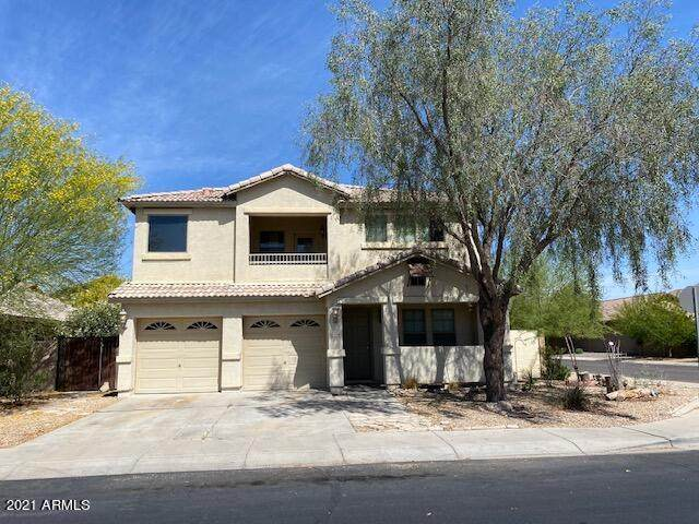 1754 N Desert Willow Street, Casa Grande, AZ 85122 (MLS #6234466) :: Arizona 1 Real Estate Team