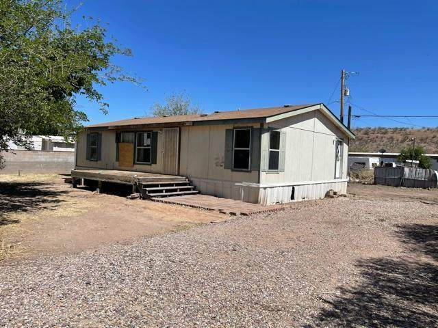 522 E Navajo Street, Huachuca City, AZ 85616 (MLS #6234821) :: Midland Real Estate Alliance