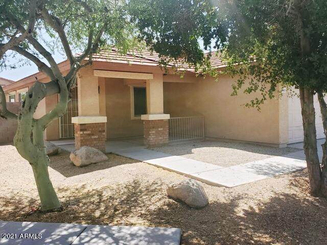 5805 S 53RD Glen, Laveen, AZ 85339 (MLS #6234841) :: Yost Realty Group at RE/MAX Casa Grande