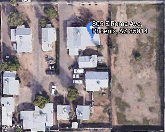 805 E Roma Avenue, Phoenix, AZ 85014 (MLS #6234971) :: Midland Real Estate Alliance