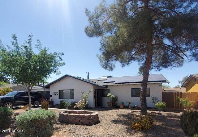 856 N Cheri Lynn Drive, Chandler, AZ 85225 (MLS #6235007) :: The Dobbins Team