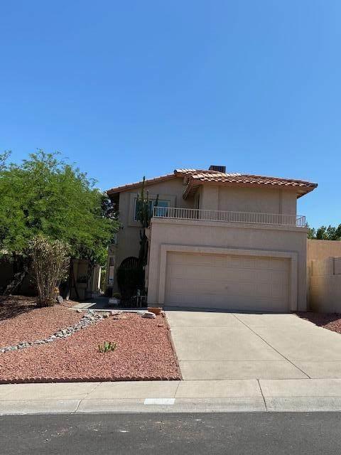 1609 E Bluefield Avenue, Phoenix, AZ 85022 (MLS #6235203) :: Power Realty Group Model Home Center